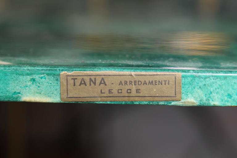 Aldo Tura Bar Cart 8