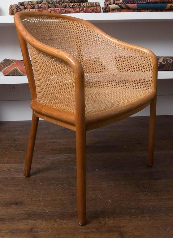 Pair of Ward Bennett Chair 3