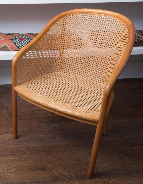 Pair of Ward Bennett Chair For Sale 1