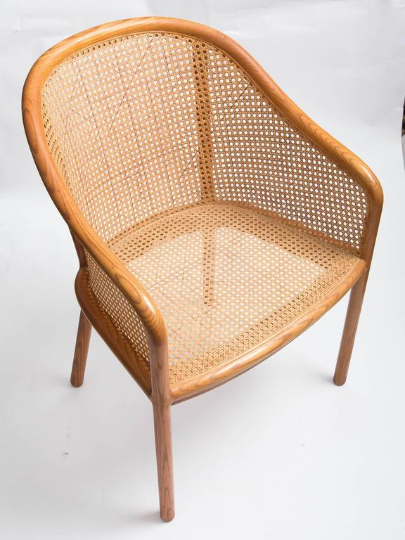 Pair of Ward Bennett Chair For Sale 3