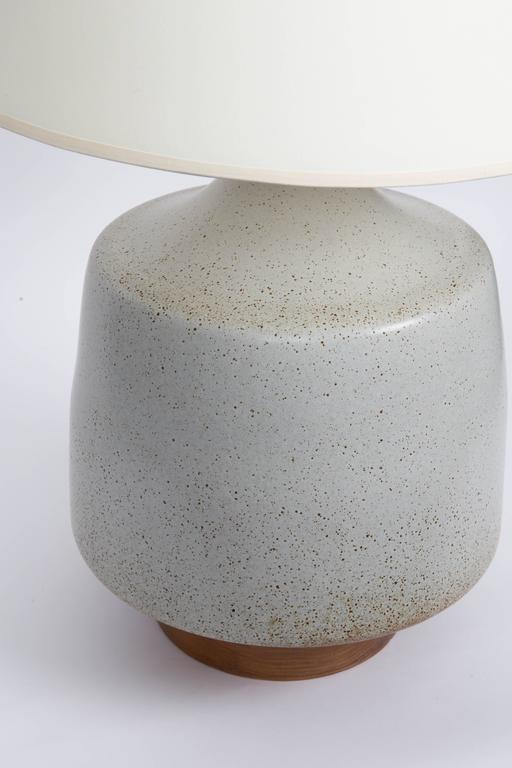 Mid-Century Ceramic Table Lamp by David Cressey, circa 1970s For Sale 1