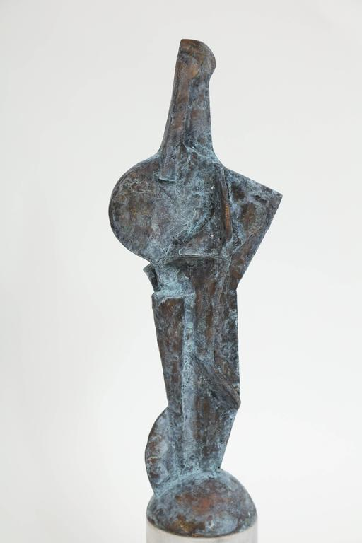 Bebiano Davíd Sculpture on Marble Base, 2016 2
