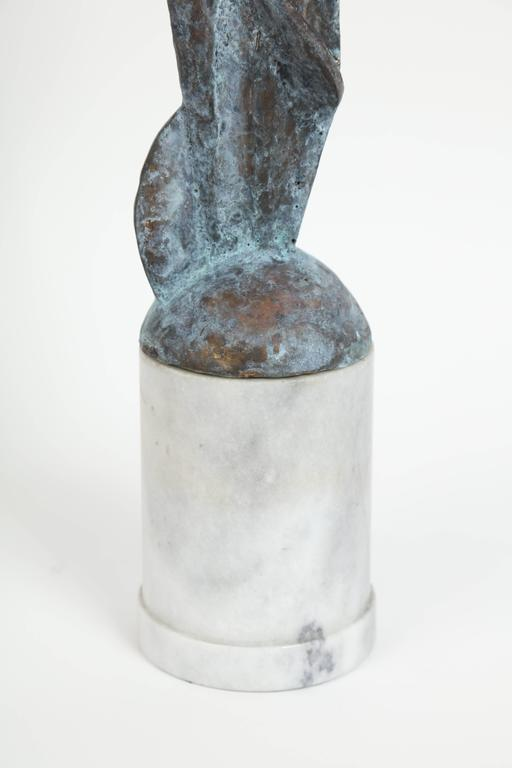 Bebiano Davíd Sculpture on Marble Base, 2016 3