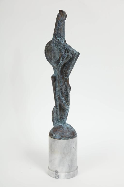 Bebiano Davíd Sculpture on Marble Base, 2016 5