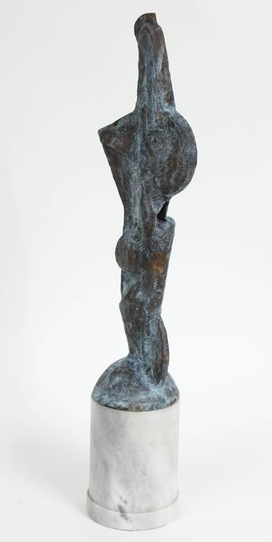 Bebiano Davíd Sculpture on Marble Base, 2016 7