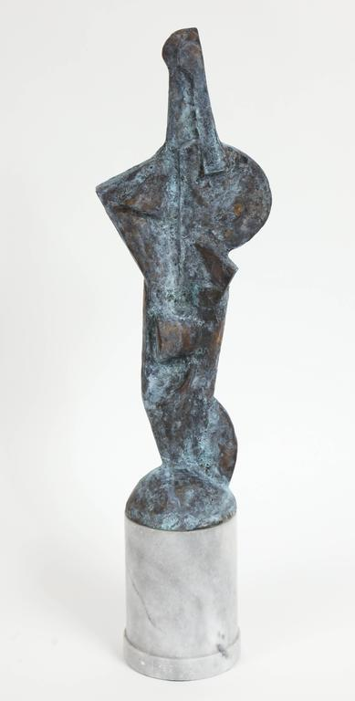 Bebiano Davíd Sculpture on Marble Base, 2016 8