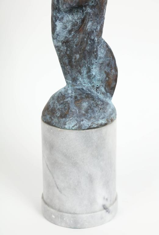 Bebiano Davíd Sculpture on Marble Base, 2016 9