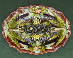 Portuguese Pallisy Style Platter