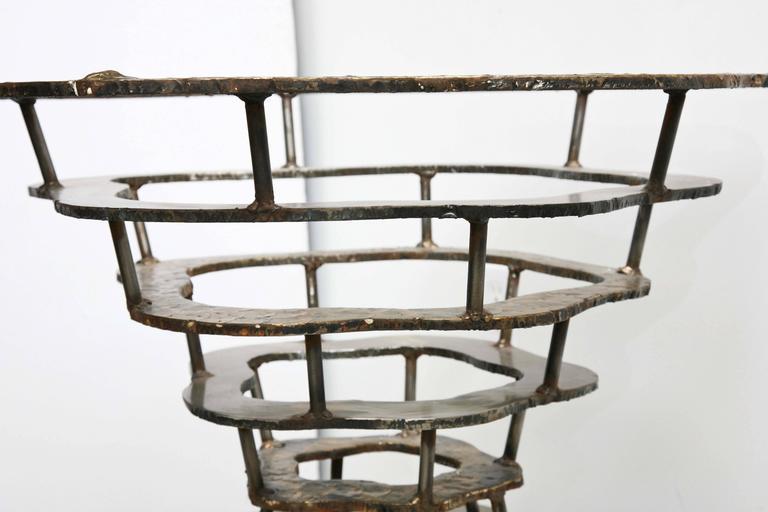Silas Seandel Brutalist Center Table 8