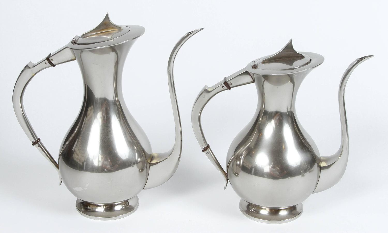 Mid Century Coffee And Tea Set For Sale At 1stdibs