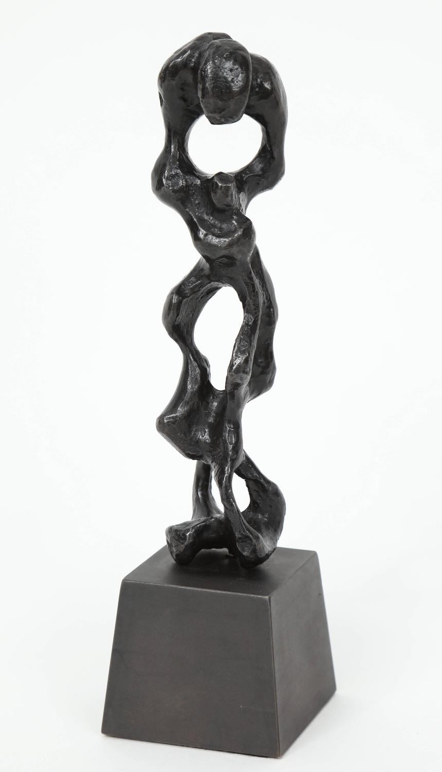anthony quinn father and son bronze sculpture 1983 for. Black Bedroom Furniture Sets. Home Design Ideas