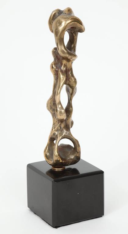 "Anthony Quinn ""Father & Son"" Bronze Sculpture, 1983 4"