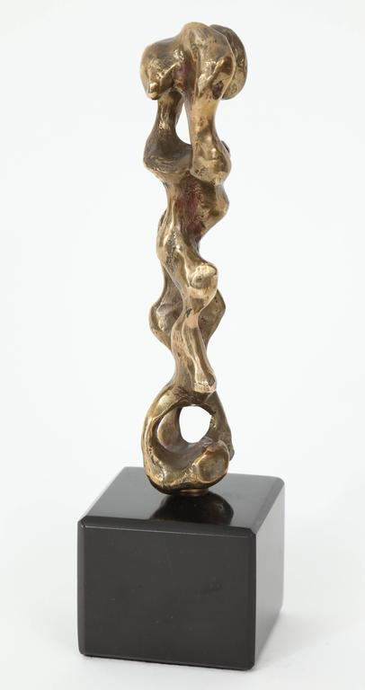 "Anthony Quinn ""Father & Son"" Bronze Sculpture, 1983 7"
