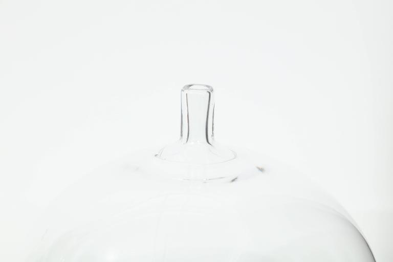 Orrefors Ingeborg Lundin Glass Apple Vase, 1957 5
