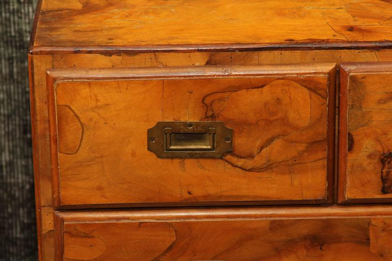 Italian Olivewood Chest 3