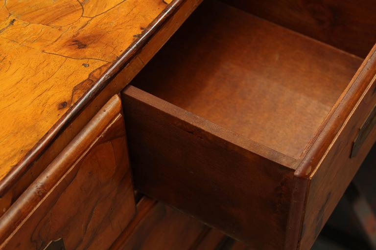 Italian Olivewood Chest 6