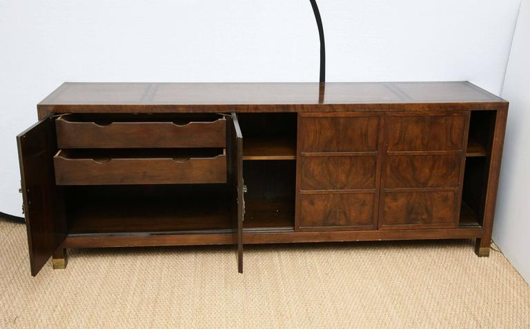 Mid-Century Modern Far East Collection Credenza by Baker Furniture For Sale