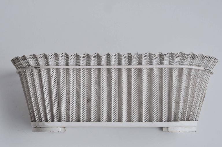 Mid-Century, Perforated Metal