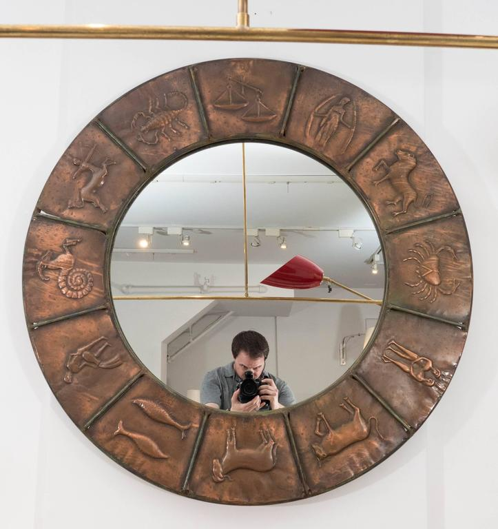Astrology Relief Mirror 2