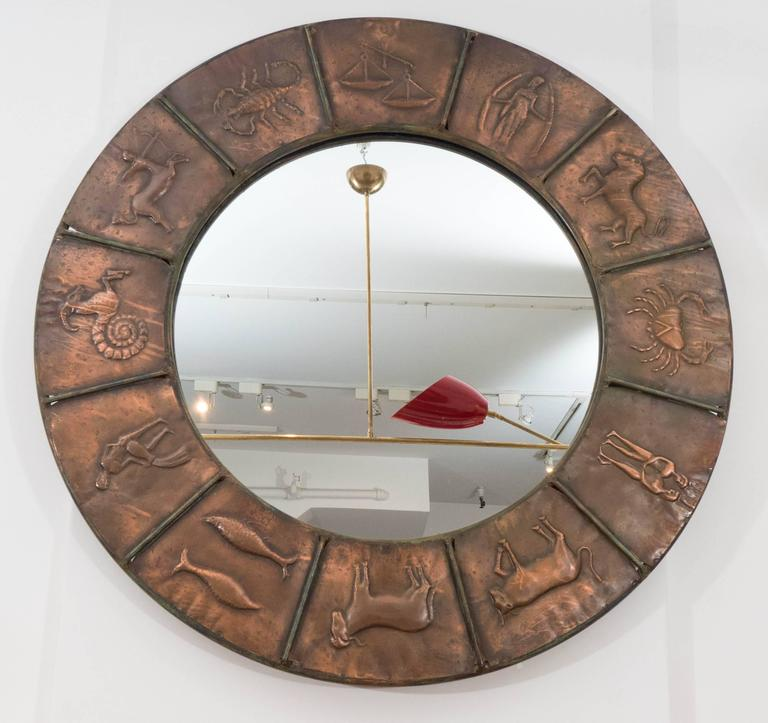 Astrology Relief Mirror 3