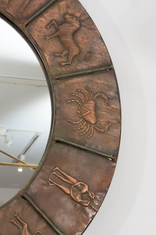 Astrology Relief Mirror 5