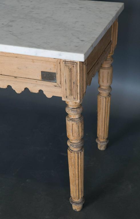 19th Century French Patisserie Table 5