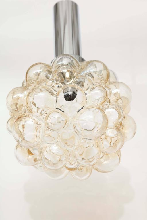 Helena Tynell Bubble Glass Pendants For Sale 2