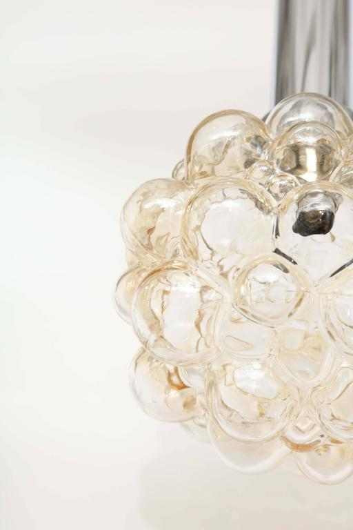 Helena Tynell Bubble Glass Pendants For Sale 3