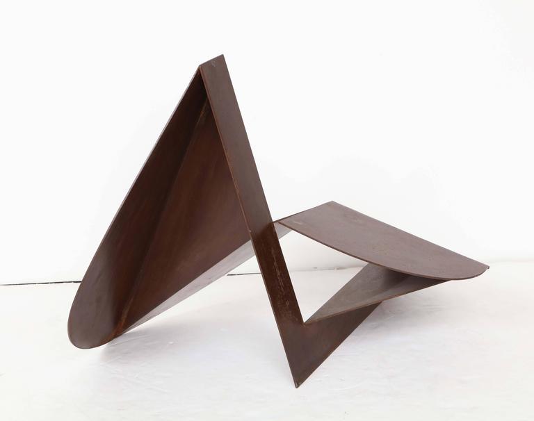 Minimalist Gerald DiGiusto, Arch Construct #14, American, 1984 For Sale
