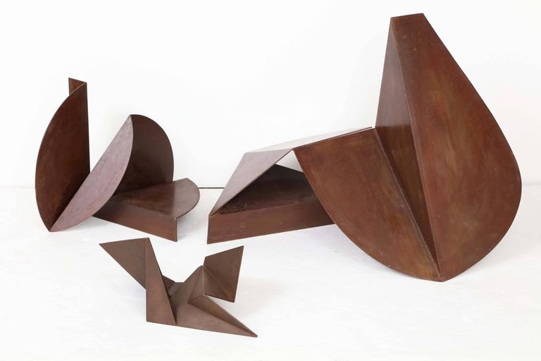 Late 20th Century Gerald DiGiusto, Arch Construct #14, American, 1984 For Sale