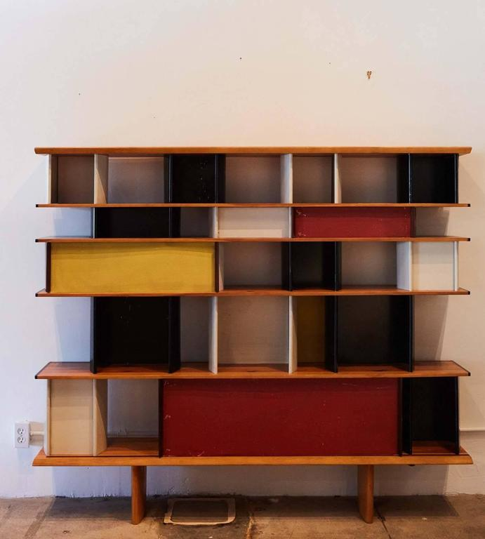 charlotte perriand and jean prouve mexique biblioth que. Black Bedroom Furniture Sets. Home Design Ideas