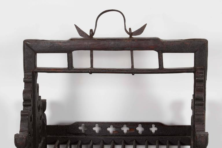 19th Century Chinese Birdcage In Good Condition For Sale In New York, NY