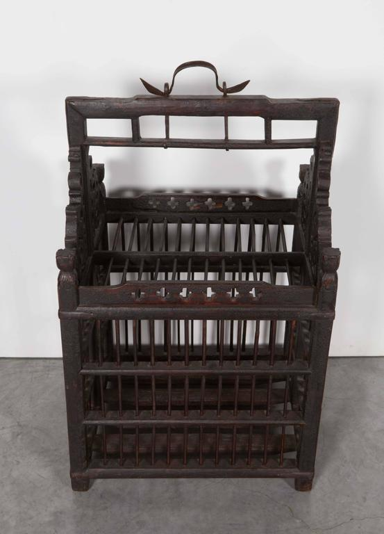 19th Century Chinese Birdcage For Sale 1