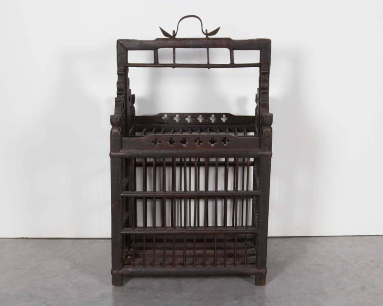 19th Century Chinese Birdcage For Sale 2