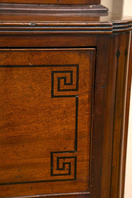 19th Century Secretaire Bookcase 8