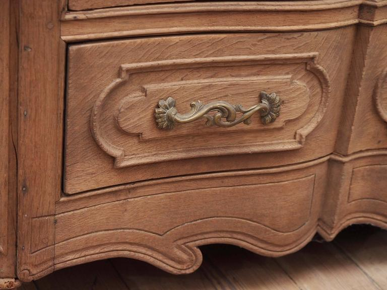Provincial Louis XV Style Commode For Sale 1