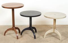 Tripod Table by O&G Studio