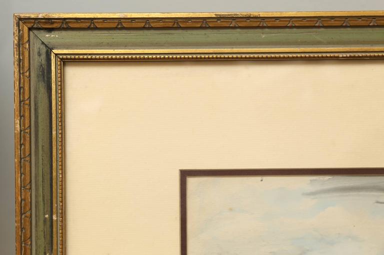 Mid-Century Modern Ricardo Macarrón Painting For Sale
