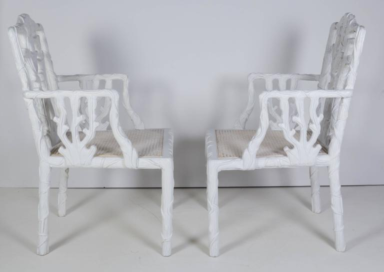 French Glass Top Table and Two Chair Garden Set 6