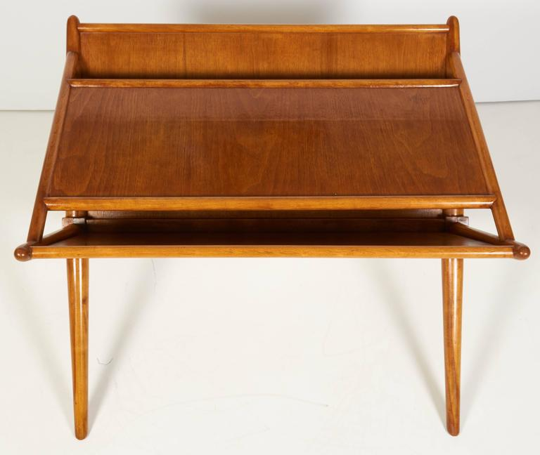 Magazine Table by T.H. Robsjohn-Gibbings, C 1950 In Excellent Condition For Sale In New York, NY