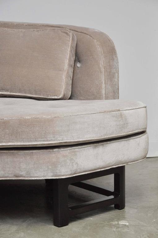 "Mid-Century Modern Dunbar ""Janus Sofa"" by Edward Wormley For Sale"