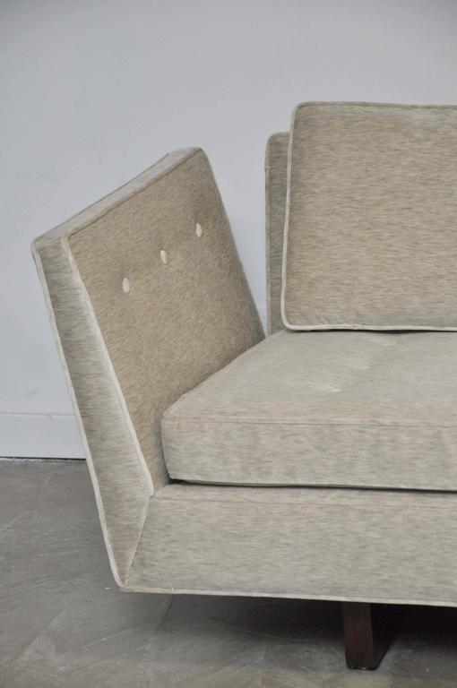 Dunbar Open-Arm Sofa by Edward Wormley 4