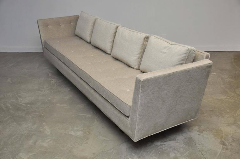 Dunbar Open-Arm Sofa by Edward Wormley 6
