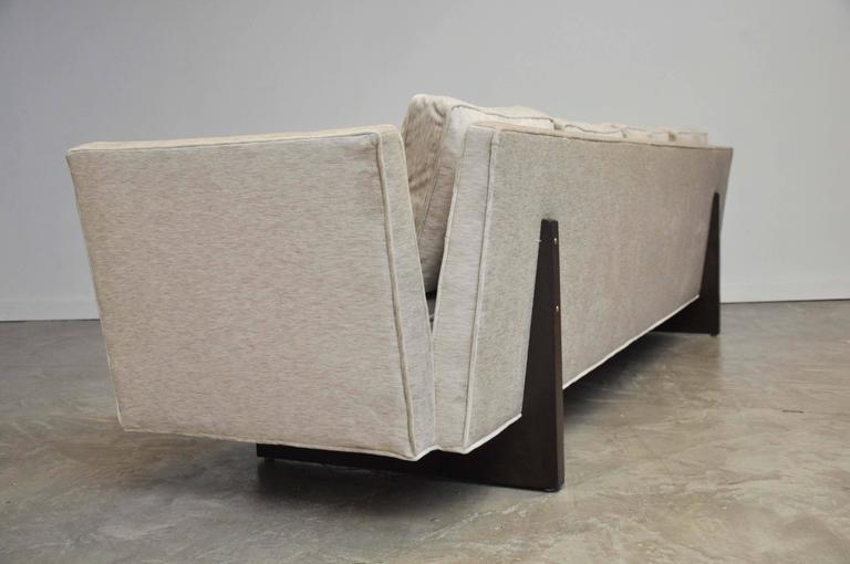 Dunbar Open-Arm Sofa by Edward Wormley 8