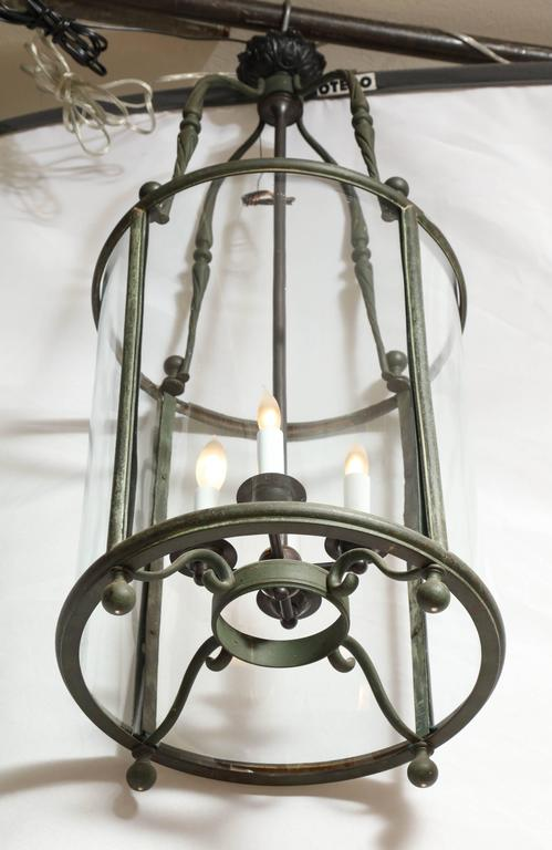 19th Century Cylindrical Lantern For Sale 4
