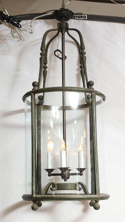 19th Century Cylindrical Lantern For Sale 6