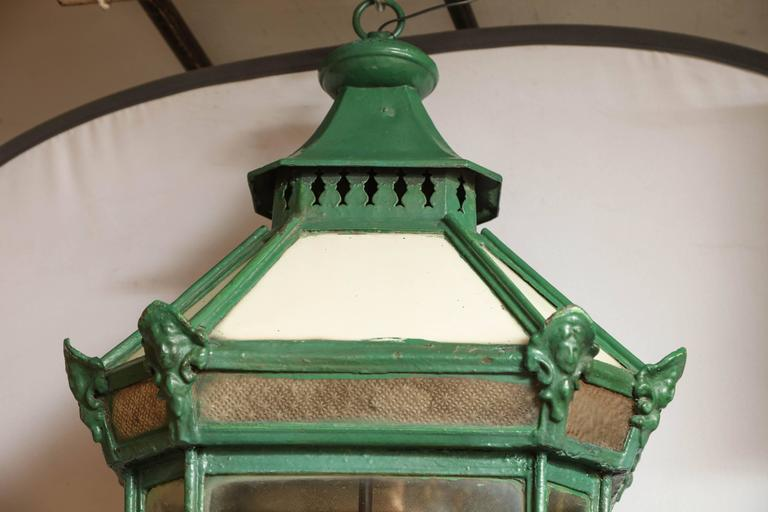 19th Century Exterior Lantern from England 6