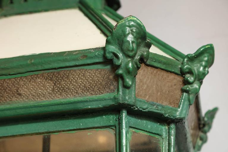 19th Century Exterior Lantern from England 8