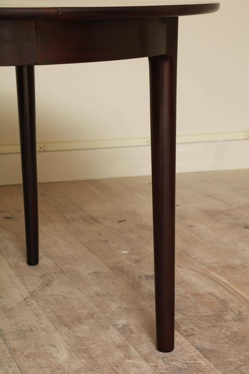 Danish Rosewood Dining Table For Sale
