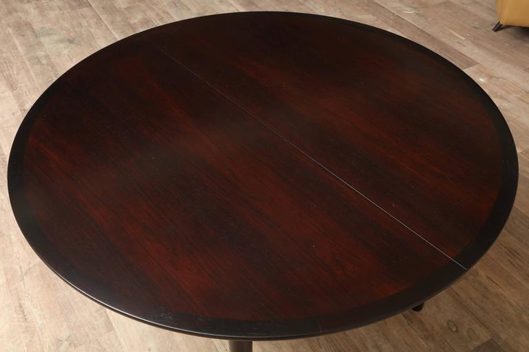 Rosewood Dining Table For Sale 1